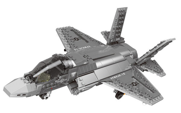 Xingbao XB-06026 | F35-Fighter (ohne Figuren)