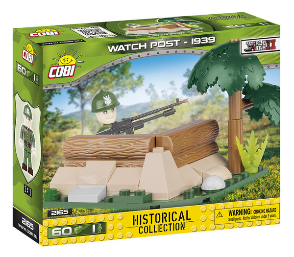 Cobi 2165 | Watch Post - 1939 | Historical Collection