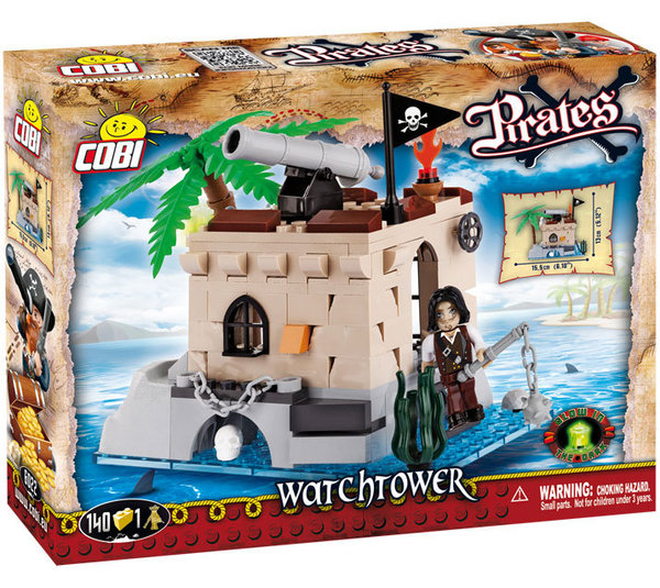 Cobi 6022 | Pirates | Watchtower