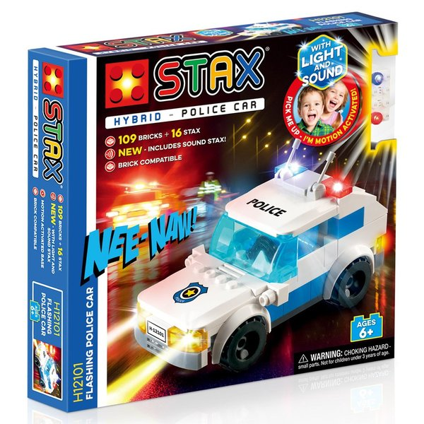 Stax Hybrid H12101 | Flashing Police Car