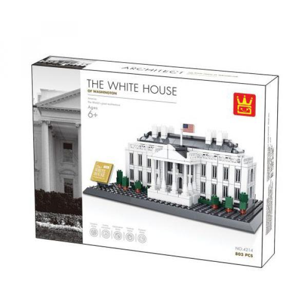 Wange 4214 | The White House of Washington