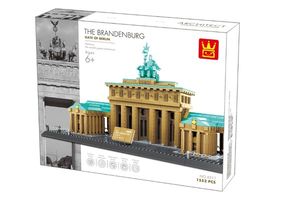 Wange 6211 | The Brandenburg Gate of Berlin