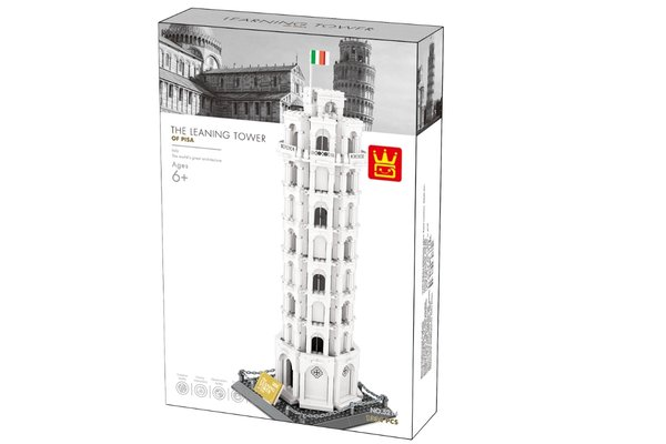 Wange 5214 | The Leaning Tower of Pisa