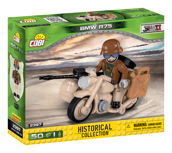 Cobi 2397 | BMW R75 | Historical Collection