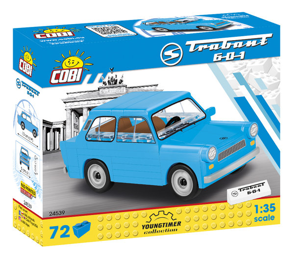 Cobi 24539 | Trabant 601 | Youngtimer Collection