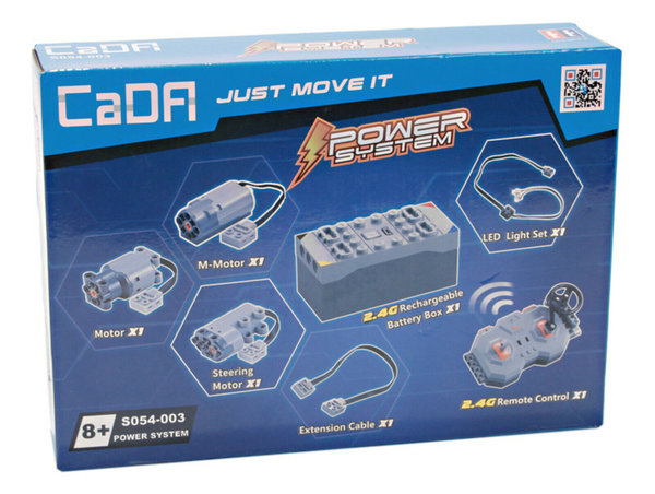 CaDa S054-003 | Just move it | Power System