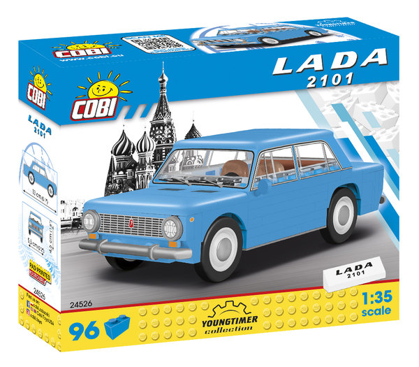 Cobi 24526 | Lada 2101 | Youngtimer Collection