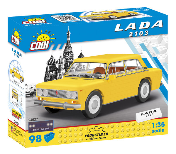 Cobi 24527 | Lada 2103 | Youngtimer Collection