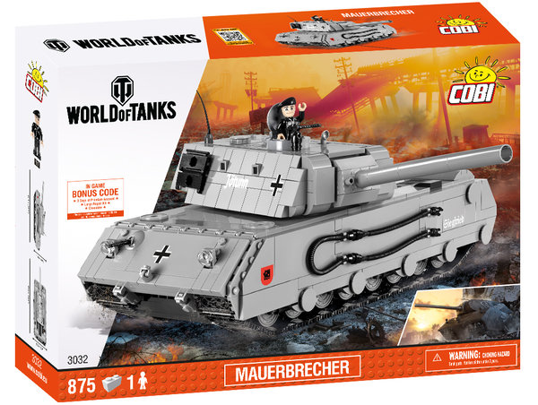 Cobi 3032 | Mauerbrecher | World of Tanks